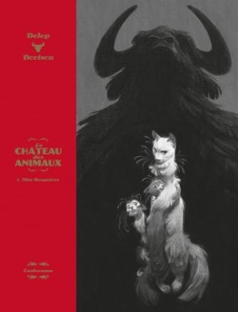 le chateau des animaux luxe