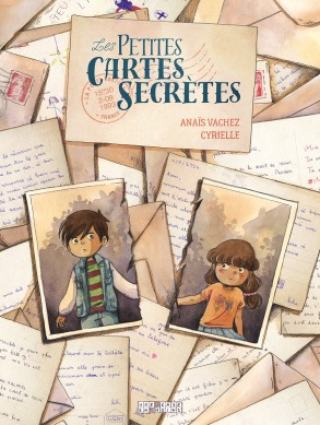 les petites cartes secretes